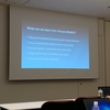 JJUGナイトセミナー「Oracle Groundbreakers APAC Tour in Tokyo」のセッション「Microservices Gone Wrong!」レポート