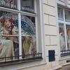 ミュシャ博物館と天文時計@プラハ:チェコ