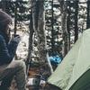 雨の日キャンプこそ、最高のchill outを