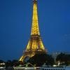 パリ2泊滞在記②~パリ半日