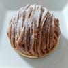 PatisserieCafe Sora(パティスリーカフェソラ) @白楽 白楽駅界隈唯一のパティスリーで1番人気のモンブラン
