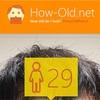 今日の顔年齢測定 182日目