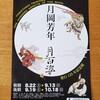 『月岡芳年 月百姿』展、鑑賞記録