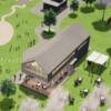 #988 晴海の「緑道公園」「ふ頭公園」は2022年10月開園予定 石島都議が告知