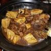 廖昆玉(客家料理)にてガチョウを食す