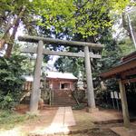 《千葉香取市》側高(そばたか)神社さんにお礼参り