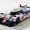 Toyota TS040 Hybrid Le Mans 2015