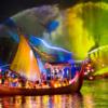 水と光と音の融合を楽しむ大人ナイトショー!「リバーズ・オブ・ライト」【アニマルキングダム】