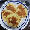 ハロウィンで有名な食べ物、ポテトパンケーキを作ってみた