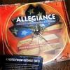 """ブロードウェイミュージカル""""Allegiance""""(忠誠)が本当に素晴らしいので是非見てください"""