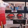 【自転車文化センター】 目黒駅前すぐ 自転車総合ビルの1F 珍しい歴史的自転車も