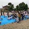 子供会のバーベキュー大会