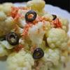 カリフラワーと桜海老のサラダ