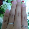 指輪のご紹介のお話