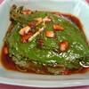 韓国の食材②「エゴマの葉(깻잎)ケンニプ」*エゴマの葉キムチのレシピ