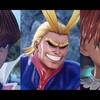 【PS4/XB1】JUMP FORCEに海馬瀬人、オールマイト、ビスケット=クルーガーが参戦!DLCキャラクターパックとして配信開始!