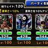 level.1135【ウェイト120・白い霧】第44回闘技場チャレンジカップ2日目