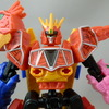 獣電戦隊キョウリュウジャー 真可動合体 獣電竜