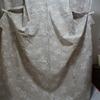 【小紋】実家のカーテンみたいな綿の単衣(単衣)