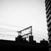 【写真】京橋駅付近