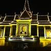 【カンボジア】プノンペンで国王の葬儀を垣間みた編