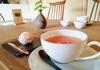 竹久夢二の生家にあるカフェ!季節感のある創作和菓子を楽しめる【椿茶房】@瀬戸内市