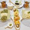 【和食】休日朝の茶そば。バンコクで茶そばを買うなら/Matcha Soba