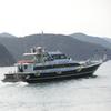出船・入り船ー有川港