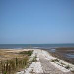 築上郡築上町 浜の宮海岸
