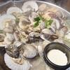 コチュジャンで食べる貝鍋と〆のカルグクスがおいしい(チョゲネンビ/ 조개냄비)【韓国料理で辛くないもの18】
