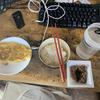 2021/01/25 朝飯・昼飯(ダイエット記録)