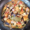 夏野菜の煮込み【ラタトゥイユ】