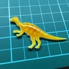 今日の恐竜製作