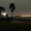 【夜景】城南島海浜公園に行ってみた【散歩】~夜の海沿いデートにおすすめ~