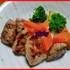 【手作り犬ご飯】角切り牛肉と緑黄色野菜3種ステーキ丼・作り方