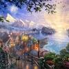 ディズニーアトラクション、ピノキオの冒険旅行