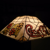 Coca-Cola Tiffany Hanging Lamp #2