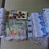 2/7 植物石鹸138 神戸ショコラ105 牛乳170 ベビーチーズ95 ミックス野菜73 卵149