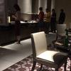 東京マリオットホテル SPGアメックス所持なら無料で入れます。エグゼクティブラウンジ利用レポート!