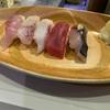 久しぶりの寿司