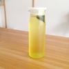 緑茶も水出し。ひんやり、すっきり、美味しいお茶を手間なく作れます