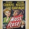 グレゴリー・ラトフ『Moss Rose』――ペギー・カミンズの暴走