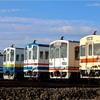 関東鉄道の「プレミアム50乗車会&撮影会」[車両基地で撮影会]|エモさ満点!最後にはサプライズも