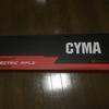 Cyma CM612BK スポーツライン買った&レビュー!