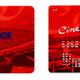 無期限で「映画を6本見ると1本無料」のTOHO「シネマイレージ」カード。マイルを貯めてフードと交換も。