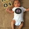 乳児期回想記⑥ 1m0d 祝い 生誕1ヶ月