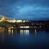 中世ヨーロッパを感じる夜の街歩き(チェコプラハ)