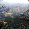 住塚山・国見山に山登り その6 日が暮れてきた・・