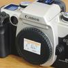 ジャンクなフィルムカメラ「Canon EOS55」を購入してみた。