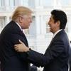 ドナルド・トランプ大統領、安倍晋三首相の会談と友好関係の強化は経済的にも安全保障的にも大成功